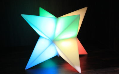 LEDs Help to Reinvent the Sun Dial